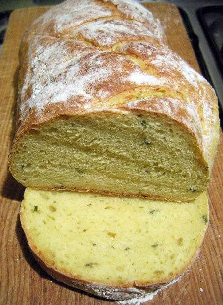 Duona su moliūgu ir sūriu - bulviukose.lt