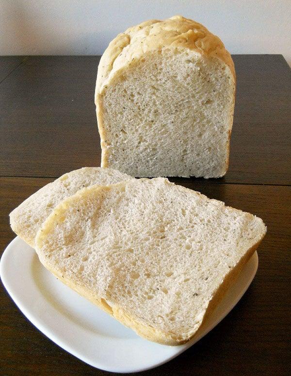 Duona su žolelėmis - bulviukose.lt
