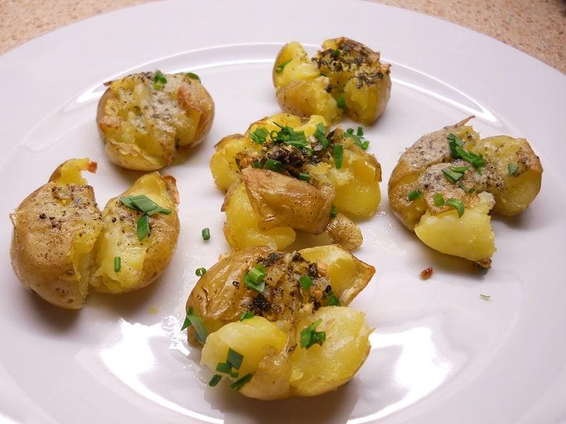 Traiškytos bulvytės - bulviukose.lt