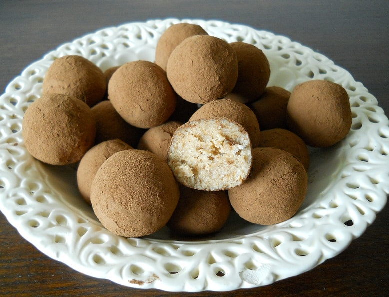 Tiramisu triufeliai - bulviukose.lt