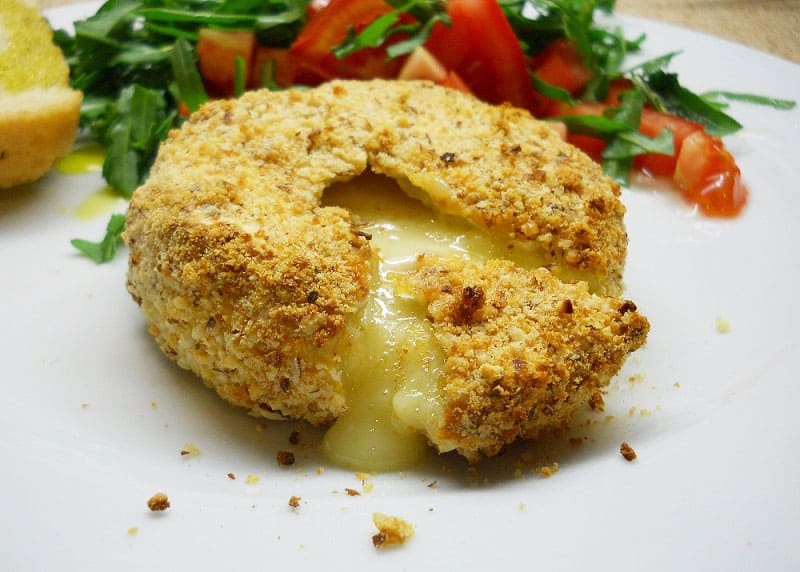 Keptas Camembert'as - bulviukose.lt