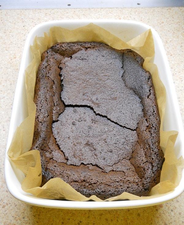Šokoladinis pyragas be miltų - bulviukose.lt