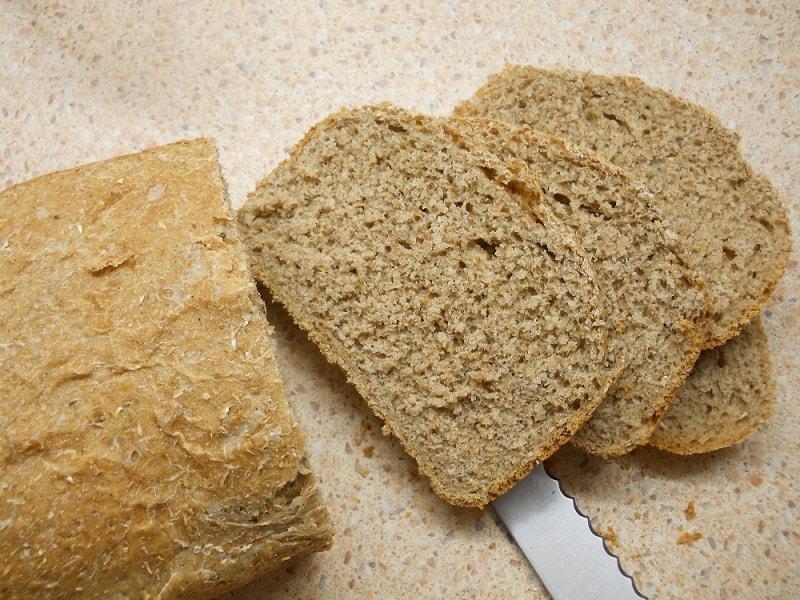 Duona su speltos miltais - bulviukose.lt