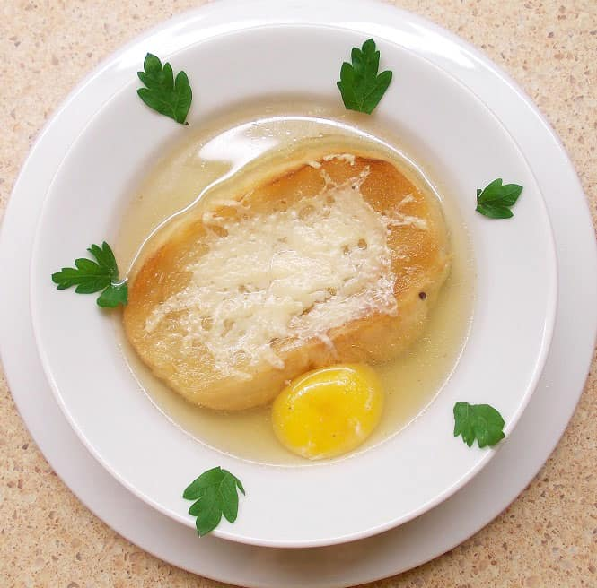"""Pavese"" sriuba - bulviukose.lt"