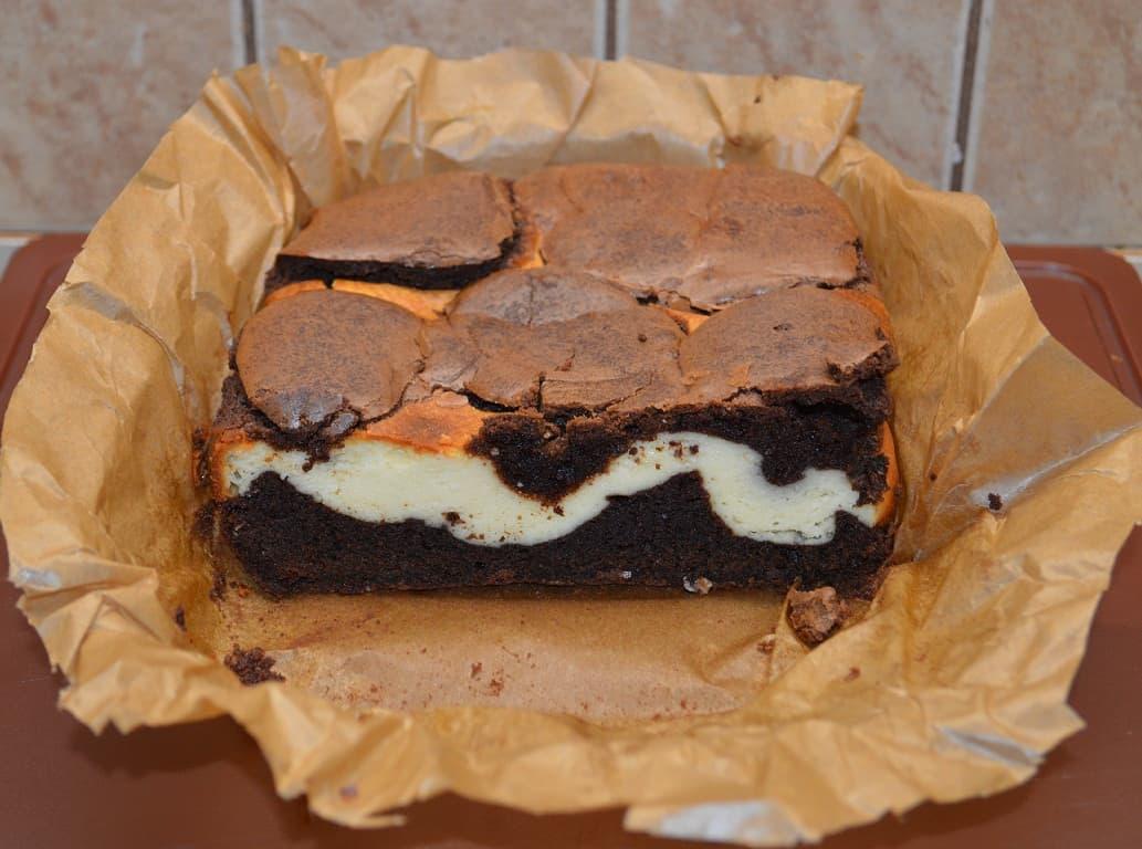Šokoladinis varškės pyragas - bulviukose.lt