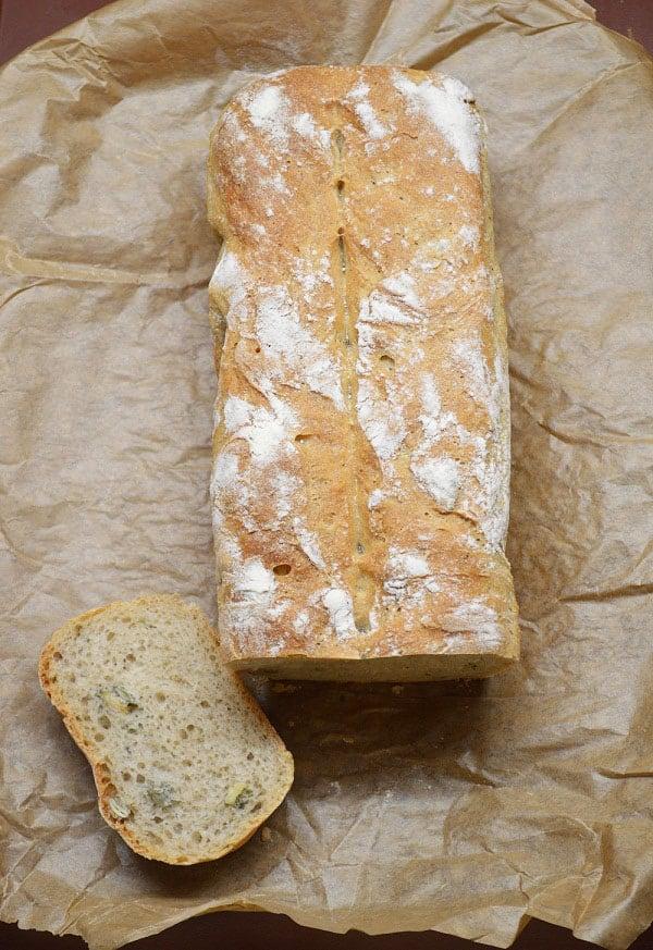 Trobos duona su miežiniais miltais - bulviukose.lt