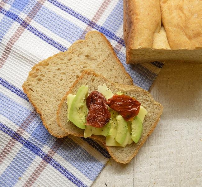 Duona su pastarnokais ir muskato riešutais - bulviukose.lt