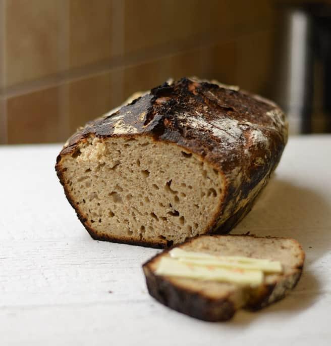 Duona su kefyru - bulviukose.lt