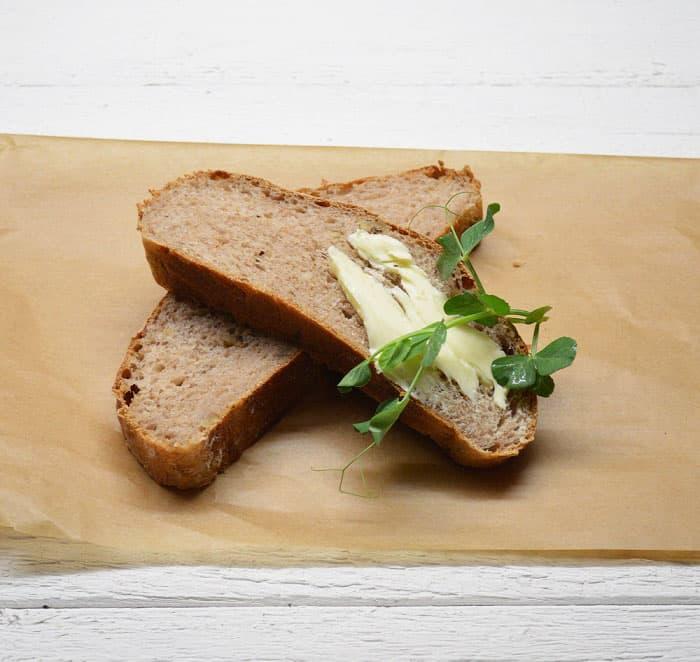 Duona su topinambais, riešutais ir sūriu - bulviukose.lt