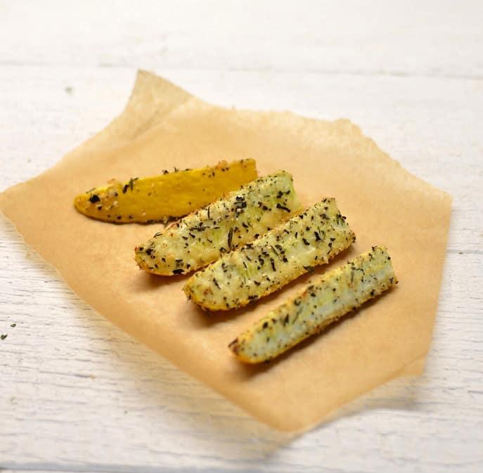 Cukinijų lazdelės su sūriu - bulviukose.lt