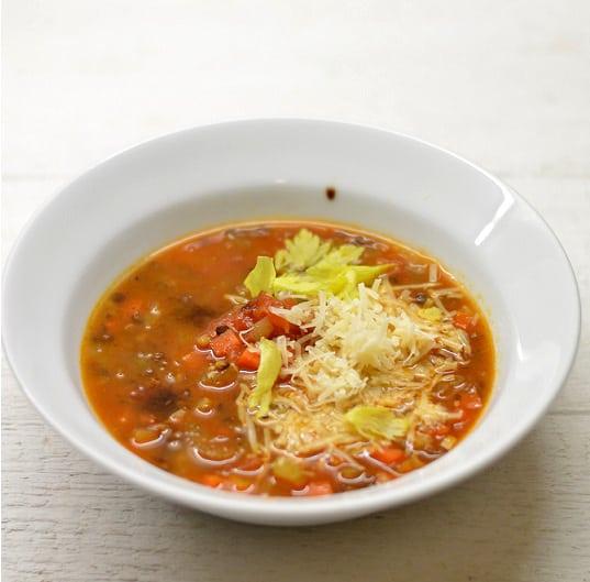 Lęšių sriuba - bulviukose.lt
