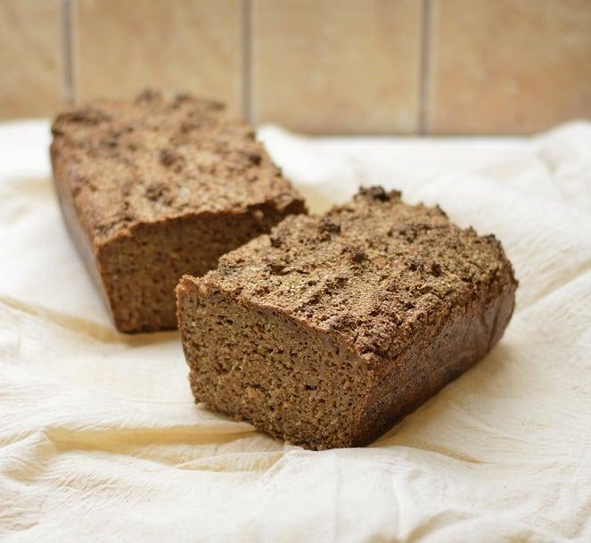 Ruginė duona su kmynais - bulviukose.lt
