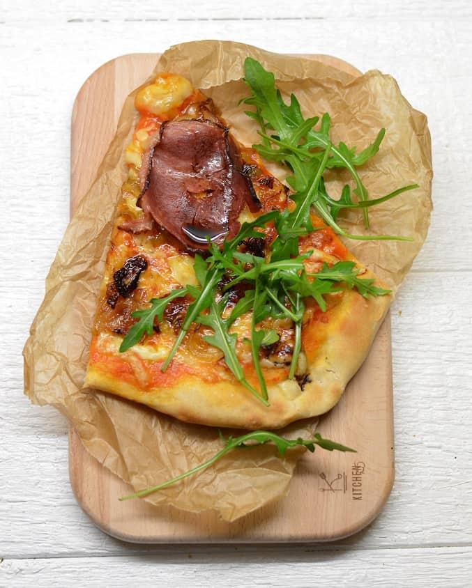 Pica su rūkyta antiena - bulviukose.lt