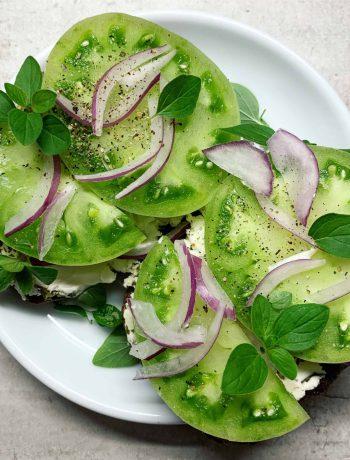 Žali pomidorai - bulviukose.lt
