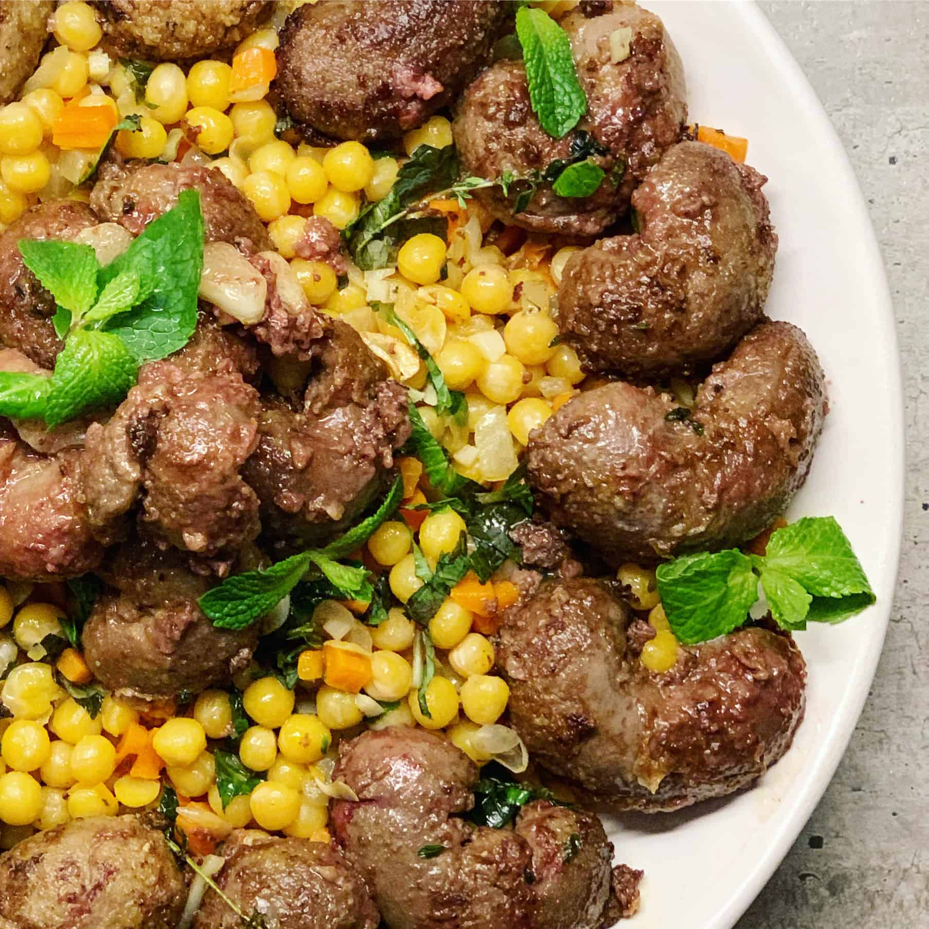 Ėrienos inkstų receptas - bulviukose.lt
