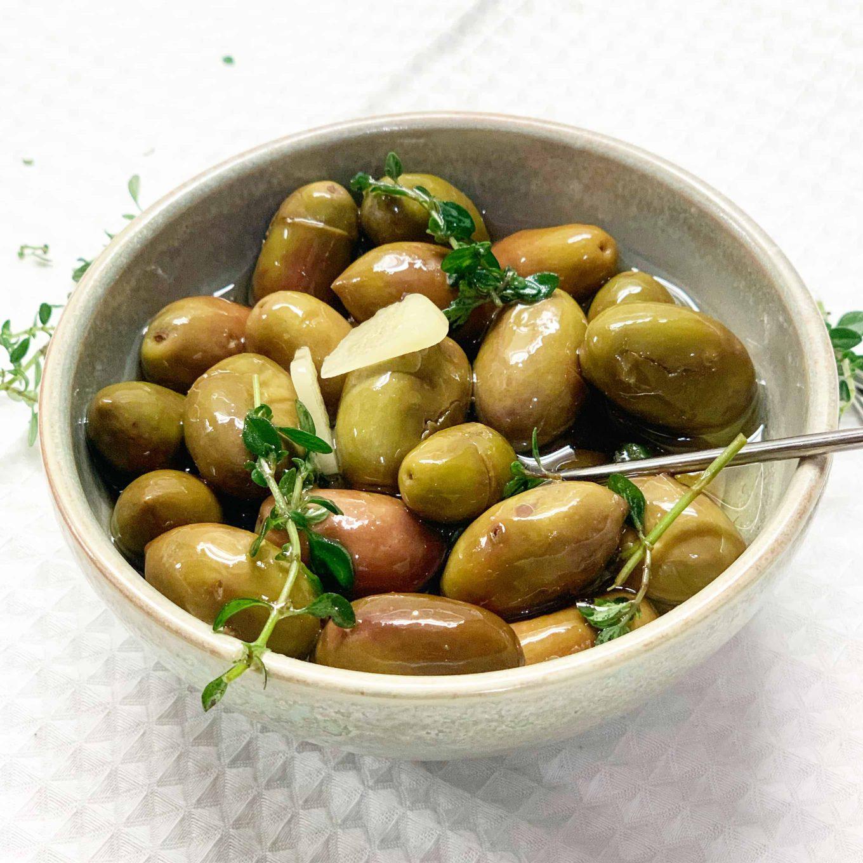 Naminių alyvuogių receptas - bulviukose.lt