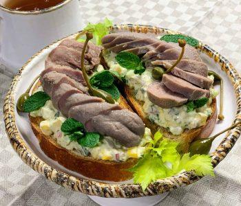 Ėriukų liežuvių receptas - bulviukose.lt