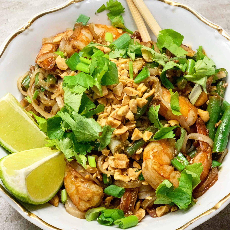 Tailandietiškas patiekalas - bulviukose.lt