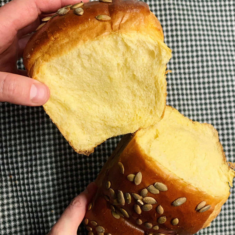 Japoniška moliūgų duona