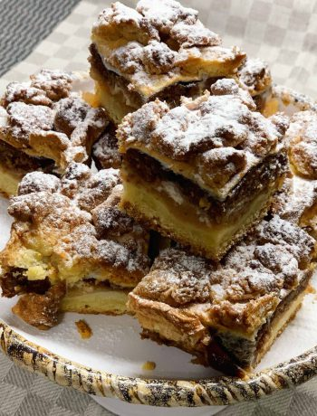 Pyragas su obuoliene - bulviukose.lt