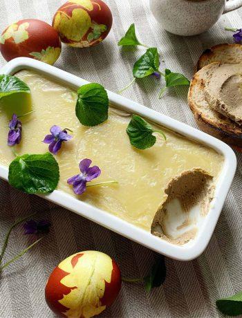 Velykinis paštetas - bulviukose.lt