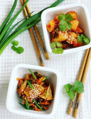 Kimči receptai ir gamyba pagal užsakymus - bulviukose.lt