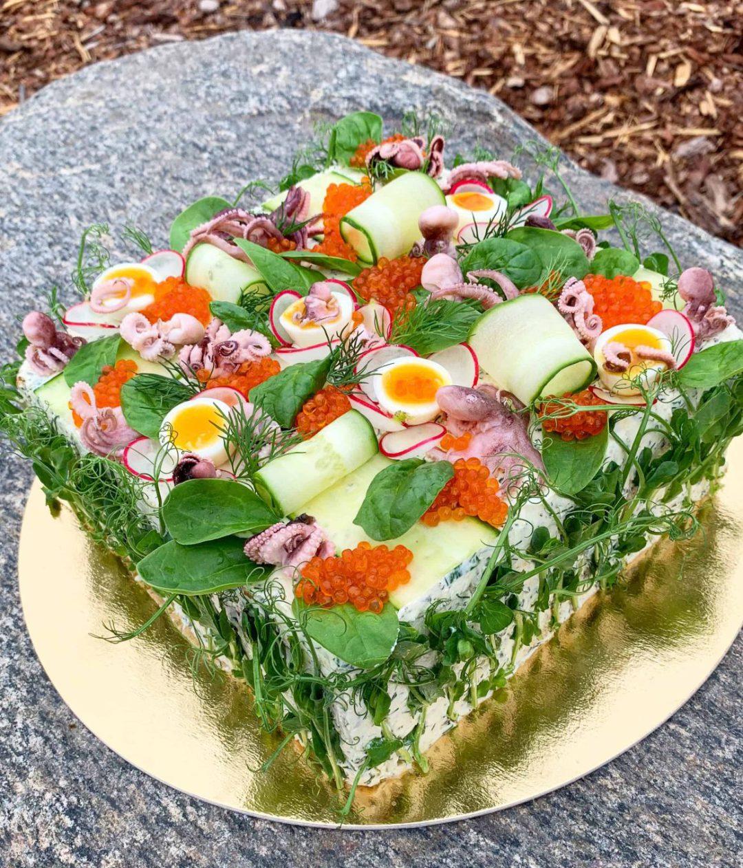 Sumuštinių tortas