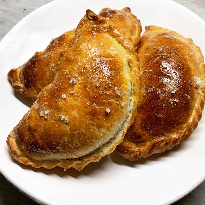 Indiški pyragėliais su angliška tešla