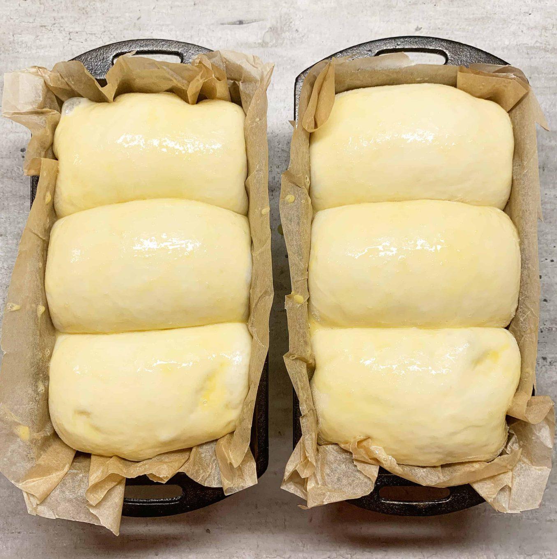 Hokkaido duonos receptas