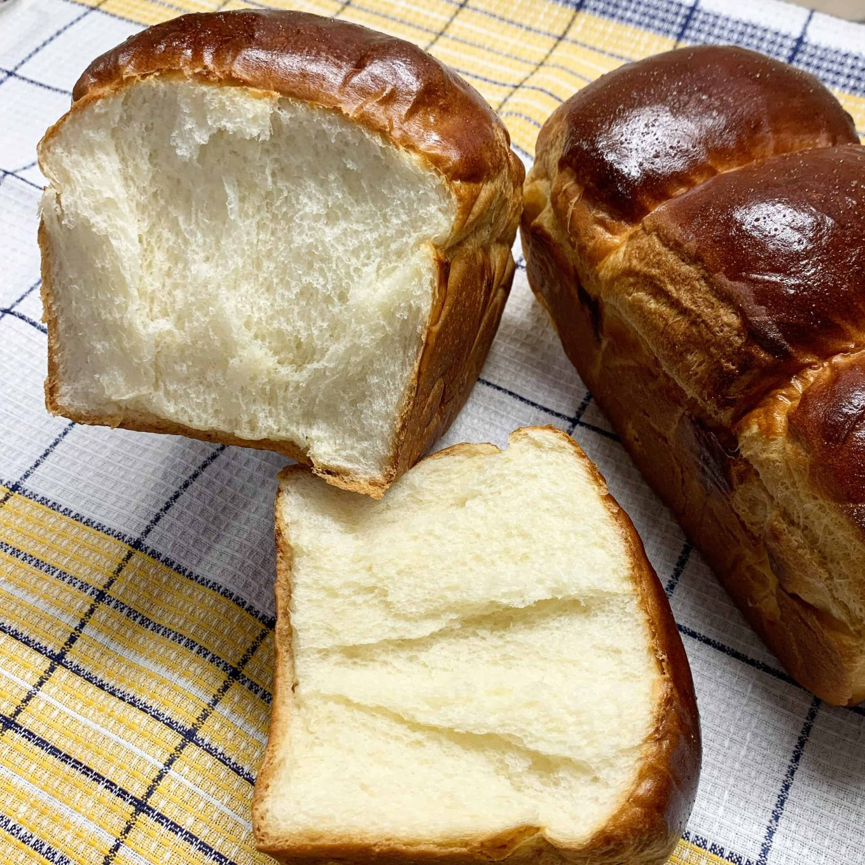 Japoniška Hokkaido duona