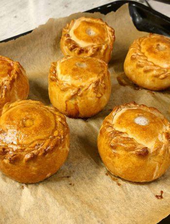 Angliški pyragėliai su kiauliena