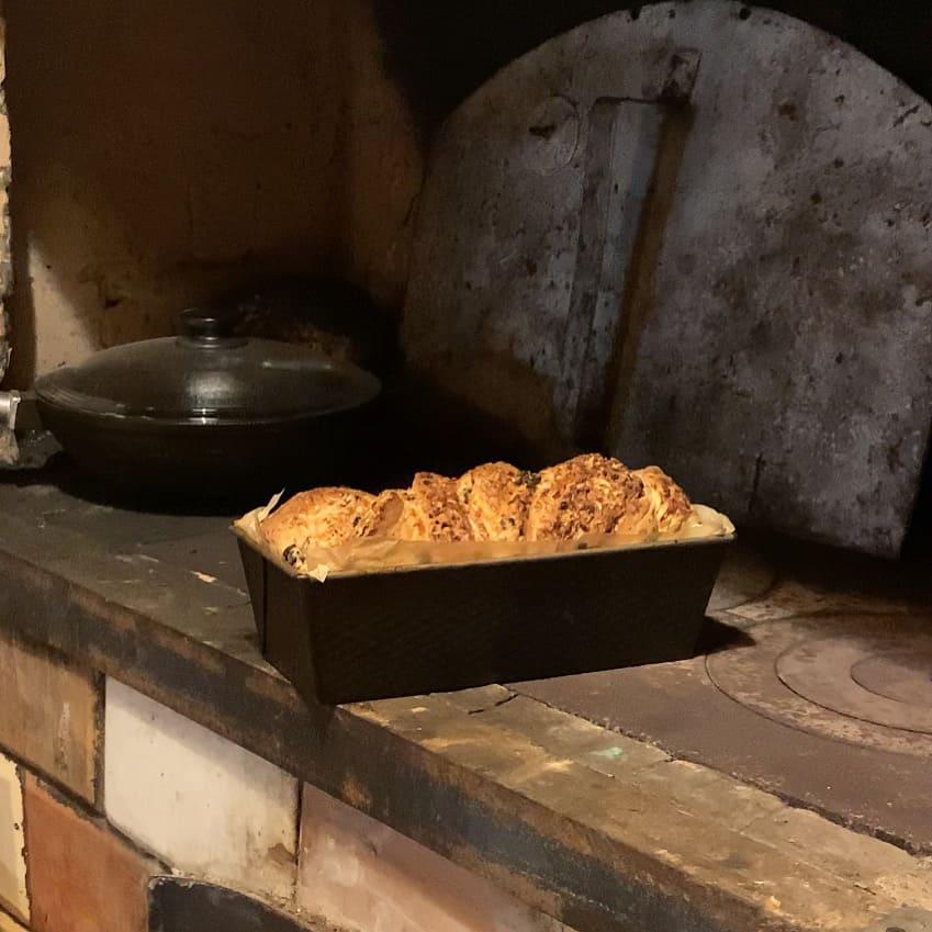 Kepta pečiuje duona