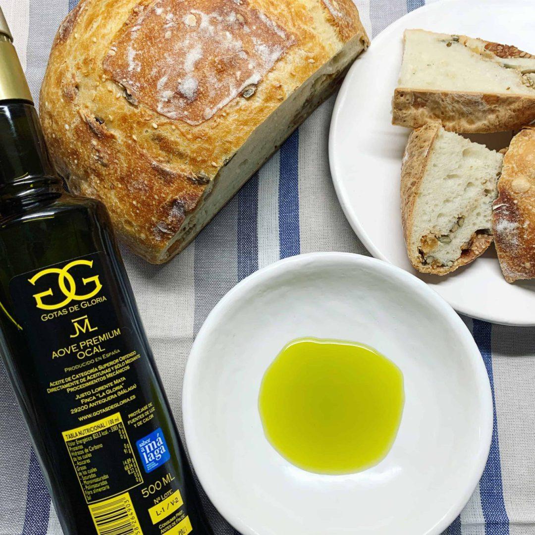 Ocal alyvuogių aliejus