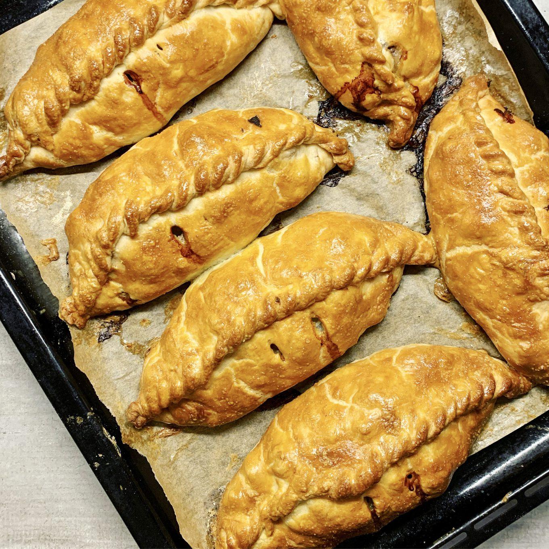 Cornish pasty - Kornvalio pyragėliai